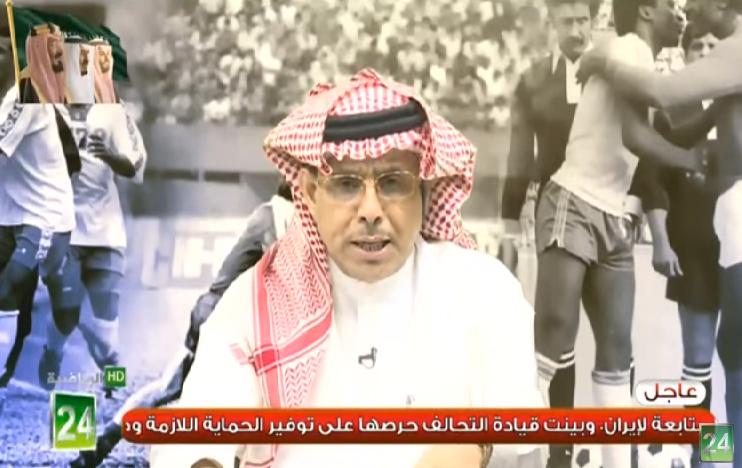 """بالفيديو.. مساعد العمري: لم تنجب الملاعب السعودية """"مهاري"""" مثل هذا اللاعب!"""