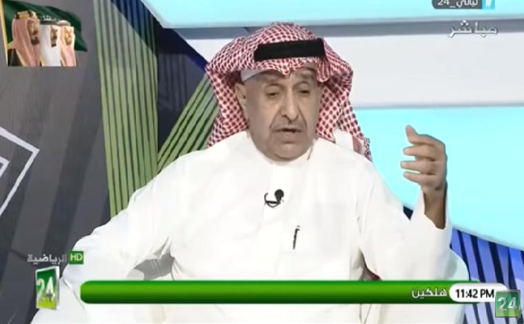 """بالفيديو.. محمد الخراشي: أنا من اعاد """"حسين عبدالغني"""" بخدعة ما إلى ظهير أيسر"""