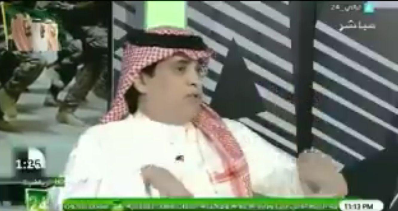 بالفيديو..خالد الشعلان يؤكد: لابد أن يبدأ هذين اللاعبين في كل مباريات المنتخب!