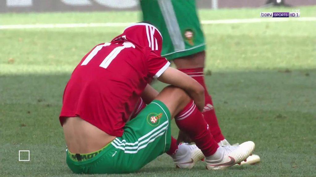 """بالفيديو..المغرب تودع المونديال بهزيمة """"غير مستحقة"""" أمام البرتغال"""