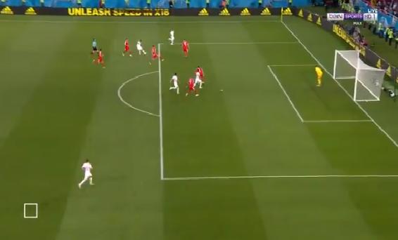 بالفيديو.. سويسرا تسجل هدف التعادل في شباك صربيا