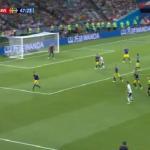 بالفيديو.. ألمانيا تسجل هدف التعادل في مرمى السويد