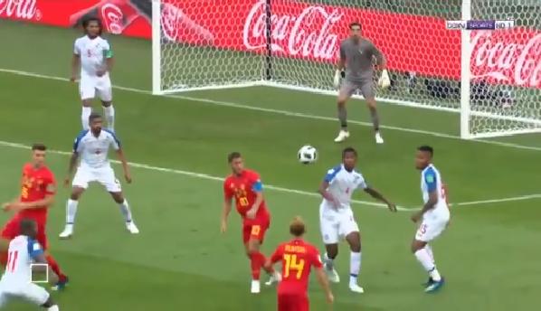 بالفيديو.. ميرتينز يسجل هدف رائع لـبلجيكا في شباك بنما