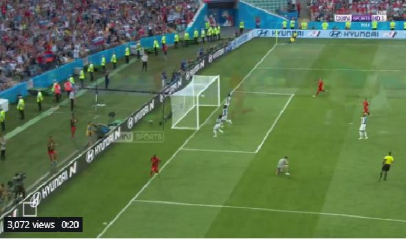 بالفيديو.. لوكاكو يسجل الهدف الثالث لـبلجيكا في مرمى بنما