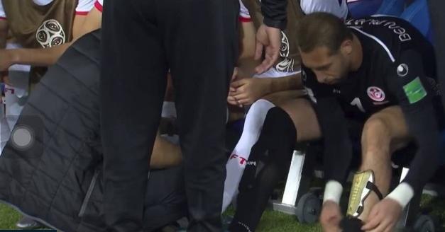 حارس مرمى الشباب يُثير التعجب بسبب موقفه في كأس العالم