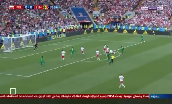 بالفيديو.. السنغال تتغلب على بولندا في مونديال روسيا