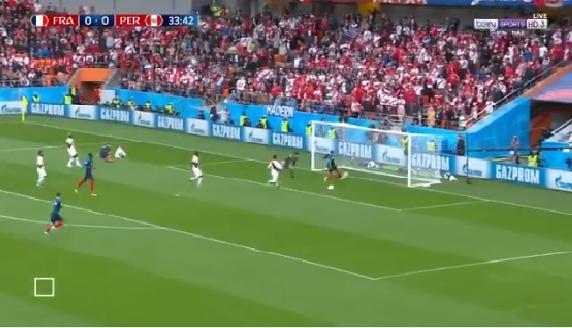 بالفيديو.. فرنسا تتأهل للدور الثاني والبيرو تودع مونديال روسيا