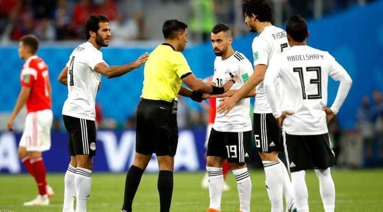 الاتحاد المصري يعترض للفيفا بشأن مباراة روسيا