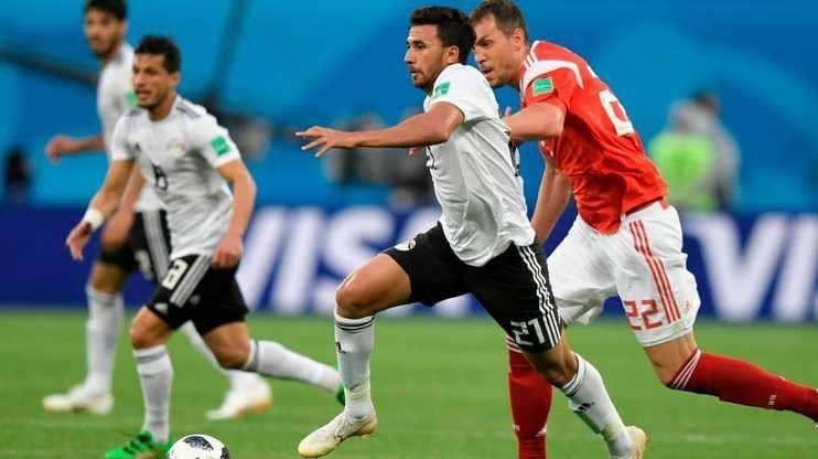 """رغم الخسارتين.. 3 أرقام تكشف """"تفوق"""" لاعبي مصر بالمونديال"""