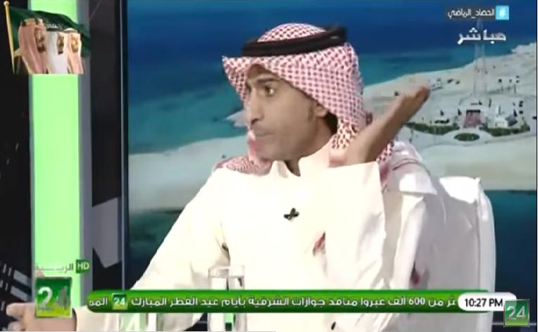 بالفيديو.. مطرف القحطاني: نحن كعبنا عالي على منتخب مصر