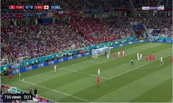 بالفيديو.. هاري كين يسجل الهدف الأول لأنجلترا في شباك تونس