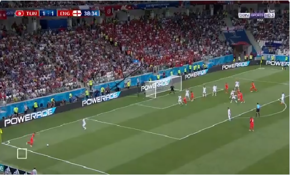 بالفيديو.. فرصة غريبة يهدرها المنتخب الإنجليزي