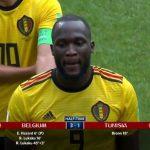 بالفيديو..تونس تودع المونديال بهزيمة كبيرة امام بلجيكا