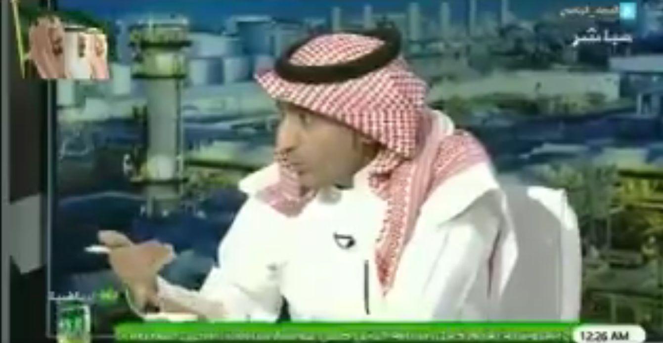 بالفيديو..مطرف القحطاني: هذا اللاعب مكسب للكرة السعودية قبل أن يكون مكسبا للهلال!