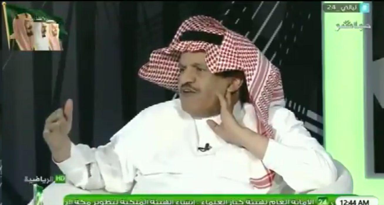 بالفيديو..نقاش مثير بين جستنيه والخراشي حول الشهادات التدريبية لـسامي الجابر!