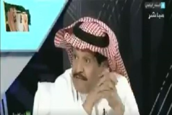 """بالفيديو.. عدنان جستنيه: أتمنى أن يحزن """"عبد المحسن الجحلان"""" على خسارة المنتخب مثل ما حزن على خسارة الهلال في آسيا"""