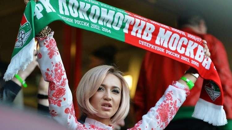 """شاهد.. مقدمة برامج روسية تقدم عرضا بـ""""الزواج"""".. لأحد نجوم مونديال 2018"""
