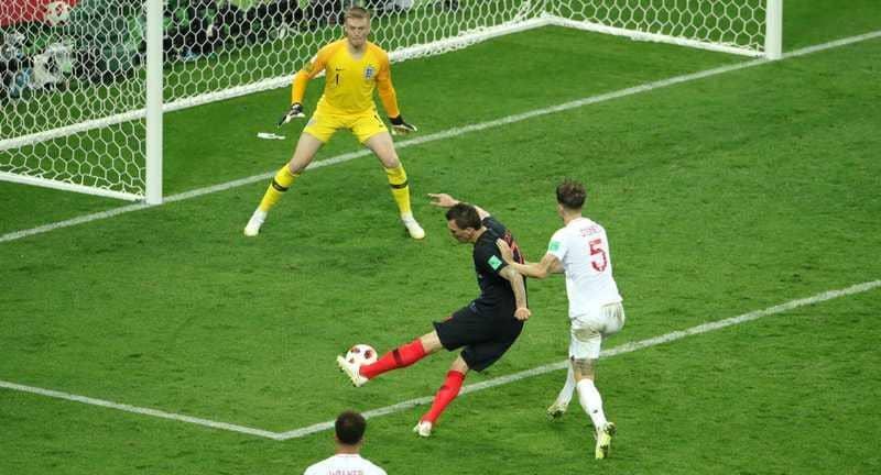 بالفيديو.. كرواتيا تكتب التاريخ وتبلغ نهائي المونديال على حساب إنجلترا