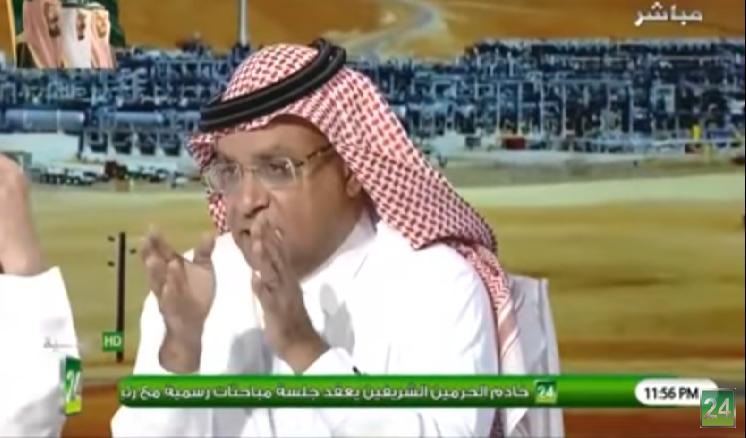 بالفيديو.. سعود الصرامي: وضع نادي النصر غريب و عجيب