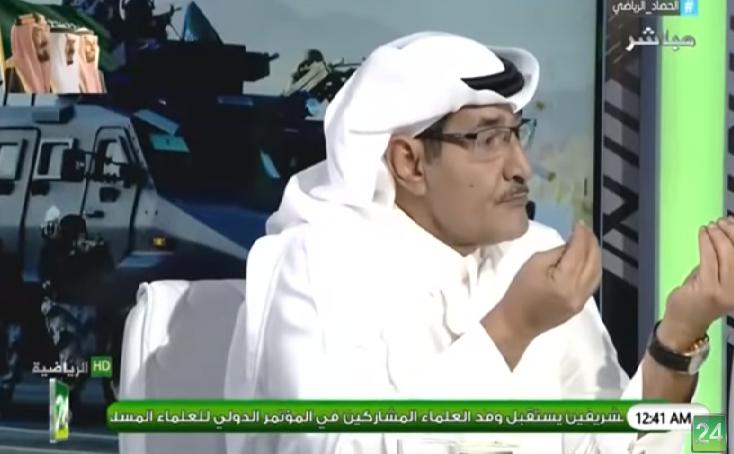 بالفيديو..عايد الرشيدي:لاعب النصر الجديد..بدون ما تشوف السي في الخاص به..تعرف أنه نجم!