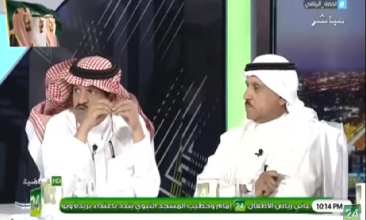 """بالفيديو.. عدنان جستنيه: تغير مسمى الدوري يعني اننا كنا في """"دوري المواهب للمحترفين"""""""
