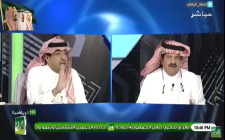 بالفيديو.. فهد الطخيم : إعلام النصر لا يمكن أن يوجه ورد مثير من جستنيه!