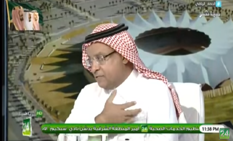 بالفيديو.. سعود الصرامي: الجمهور السعودي هو من يستحق جائزة أفضل جمهور في كأس العالم