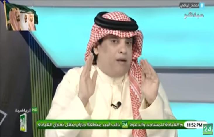 """بالفيديو.. خالد الشعلان: """"كارينيو"""" مع النصر هو من أحضر اللاعبين"""