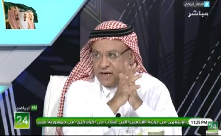 بالفيديو.. سعود الصرامي: ثاني الأندية السعودية تأسيس هو نادي أحد
