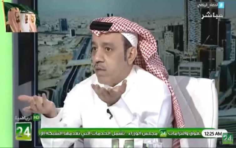 بالفيديو.. محمد الذايدي: ما يطبق على اللاعب الأجنبي يجب أن يطبق على السعودي