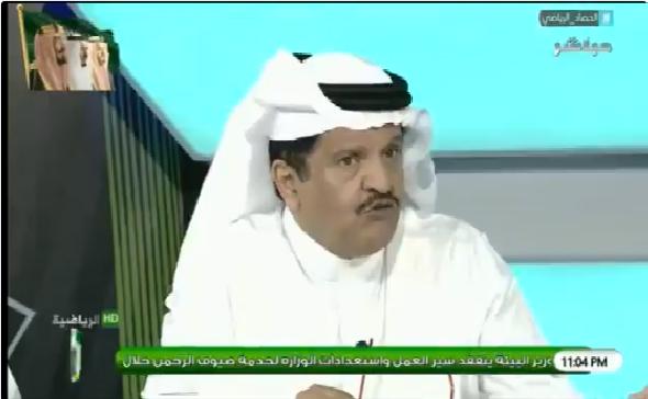 """بالفيديو..جستنيه لـ محمد الذايدي : """"دياز"""" ترك الهلال بقرار منه أو بقرار من الإدارة؟ والأخير يرد"""