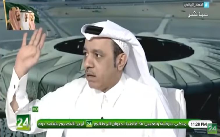 بالفيديو.. محمد الذايدي: أنا كهلالي لا أتمنى أن يتعاقد النصر أو الأهلي أو الاتحاد مع مدرب قوي