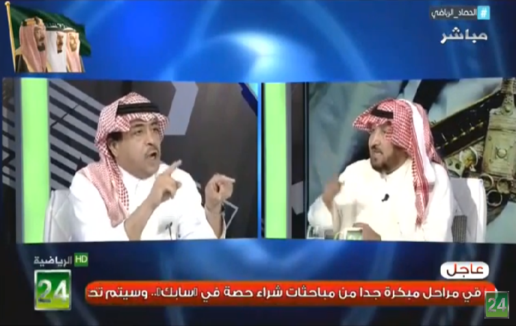 بالفيديو..الجحلان: لا يوجد فريق دلل مثل النصر والطخيم يرد!