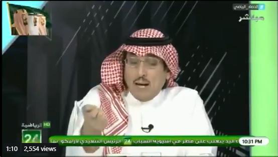 بالفيديو..محمد الدويّش: اللاعب السعودي في الفترة السابقة كان يتقاضي رواتب أكثر مما يستحق