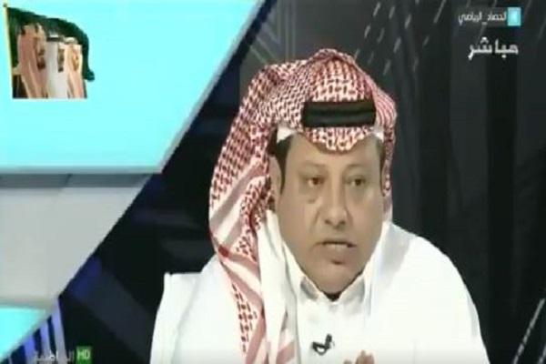 """بالفيديو..محمد أبو هداية: """"سلمان الفرج"""" كل 10 مباريات يصنع هدف!"""