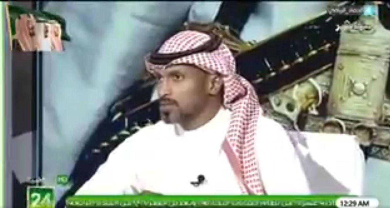 بالفيديو..ابراهيم ماطر:هذا اللاعب لا يختلف عليه أحد في المملكة كنجم!