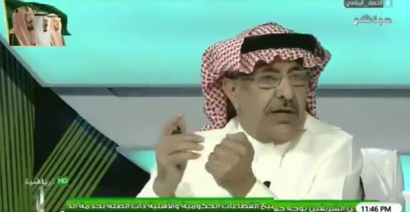 بالفيديو..محمد الخراشي: هذه الأندية هي التي ستنافس على البطولات في الموسم الجديد!
