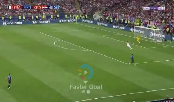 بالفيديو.. كرواتيا تسجل الهدف الثاني في شباك فرنسا من خطأ فادح لحارس المرمى