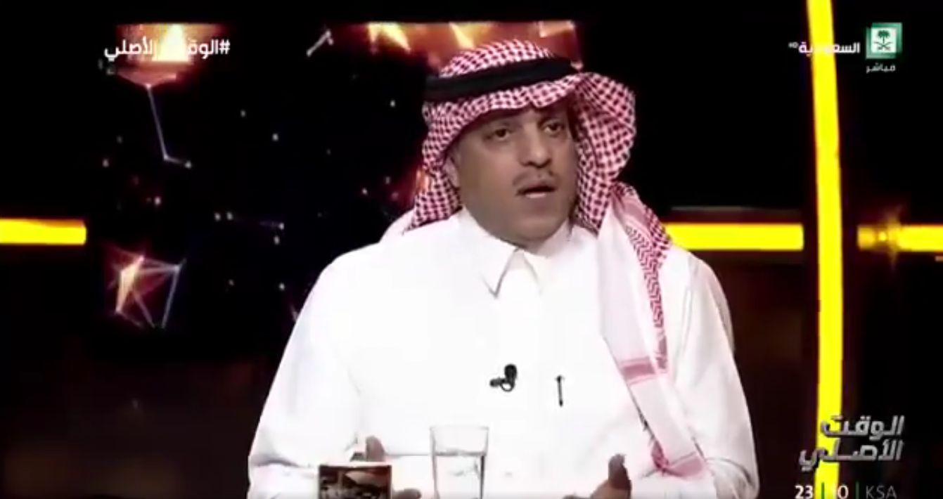 بالفيديو..خالد الرشيدان أمين عام نادي النصر: مشكلتنا مع الفئات السنيه اغلبهم يشجعون ويميلون لنادي الهلال