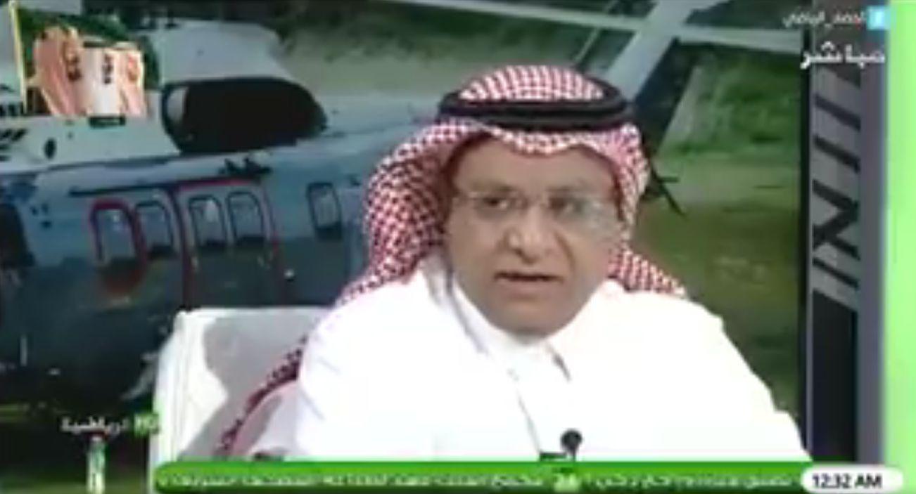 بالفيديو..الصرامي: هذا النجم نموذج للاعب المحترف السعودي الذي يجب أن نصفق له!