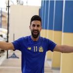 سبب غياب محمد فوزير عن مباراة النصر و الجزيرة الإماراتي