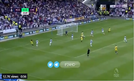 بالفيديو.. تشيلسي يسحق هيديرسفيلد تاون بثلاثة أهداف في الدوري الإنجليزي
