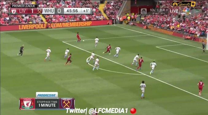 بالفيديو: ليفربول يبدأ موسما جديدا.. وصلاح وماني يستمران بالتهديف