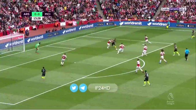 بالفيديو.. مانشستر سيتي يفوز على آرسنال بهدفين ويحصد أول ثلاث نقاط له بالدوري الإنجليزي
