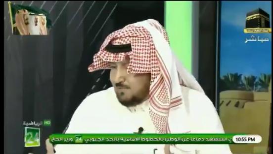 بالفيديو..الجحلان: أنا سعيد بمشاركة هذا اللاعب مع نادي الاتحاد في السوبر!