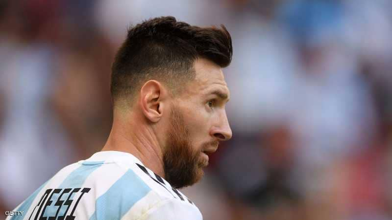 الأرجنتين يلعب دون ميسي.. وشكوك بشأن مستقبله