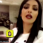بالفيديو..ملكة جمال الإمارات تتمنى الفوز لهذا الفريق!