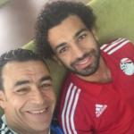 محمد صلاح يعلق على اعتزال عصام الحضري
