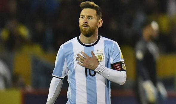 هل يغيب ميسي عن الأرجنتين في الدورة الرباعية ؟!