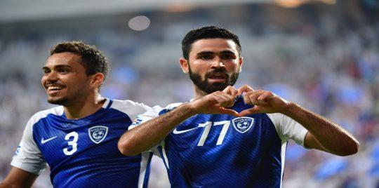 بيراميدز يعلن رسميًا ضم عمر خربين من نادي الهلال السعودي بداية من يناير المقبل